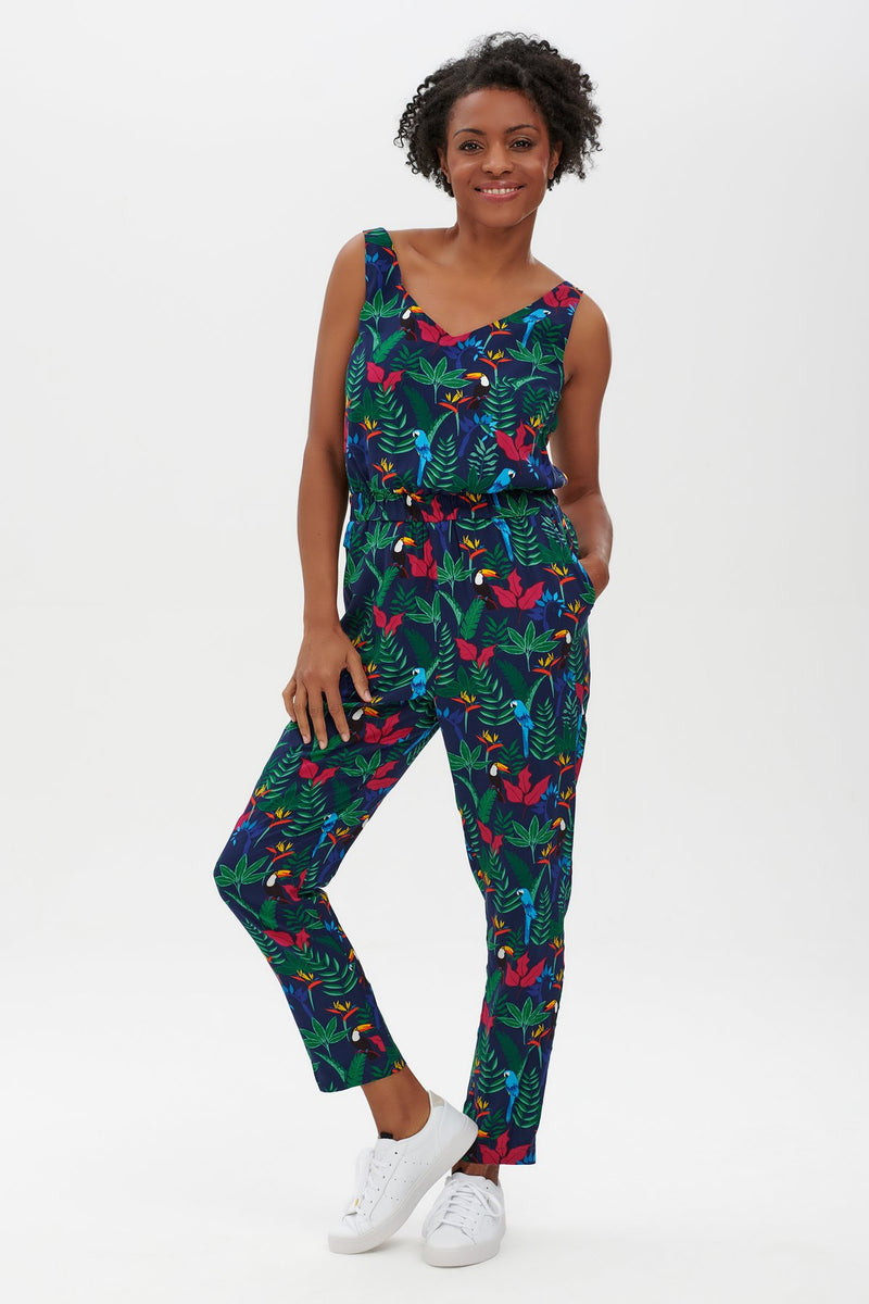 Sugarhill Brighton Carly Strappy Jumpsuit
