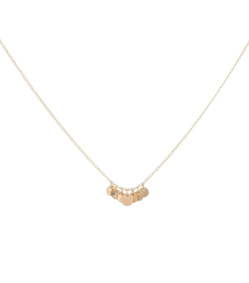 MIAB 7 Rounds Necklace