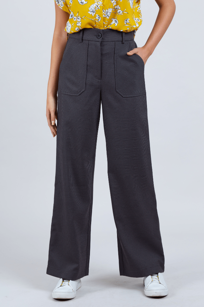 Louche Marcus Houndstooth Trousers