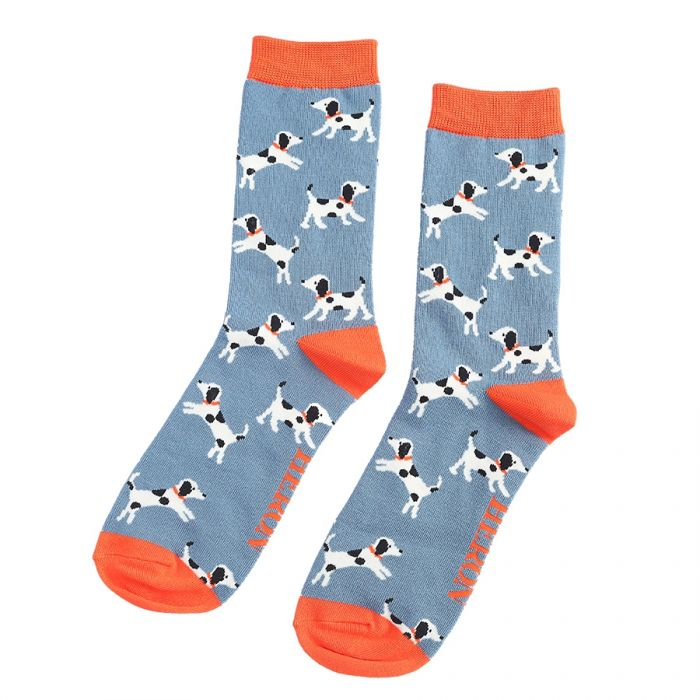 Miss Sparrow Bamboo Socks Little Dalmations