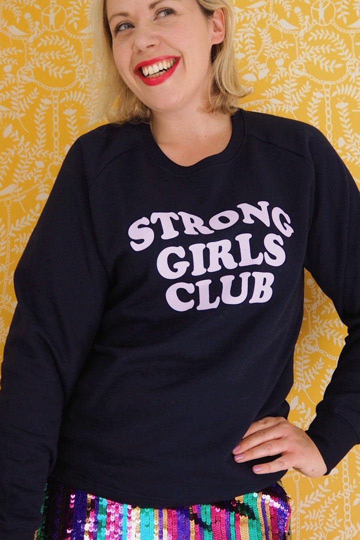 Strong Girls Club Sweatshirt