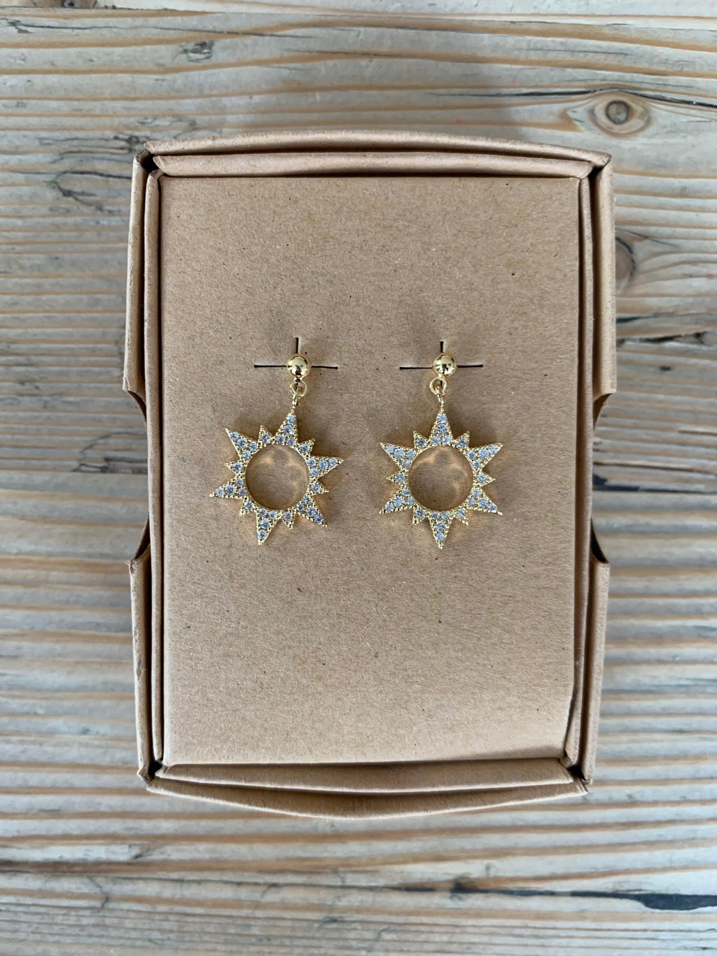 Sixton London Nouveau Hollywood Earrings