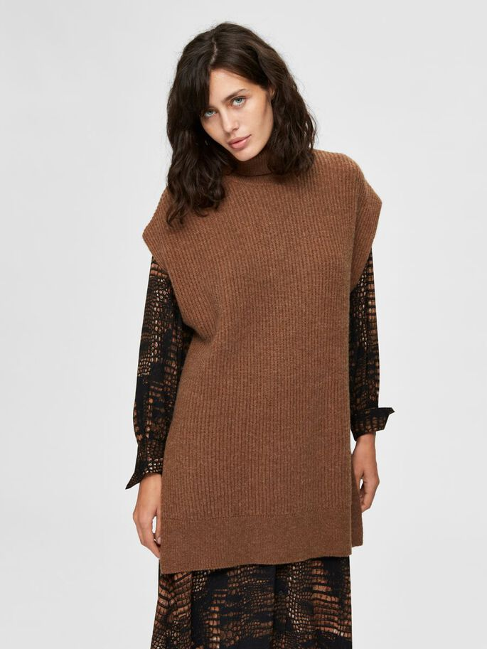 Selected Femme Sanna Tunic knit