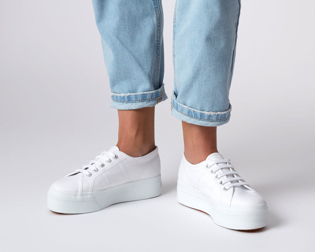 SUPERGA 2790 LINEA UP DOWN White