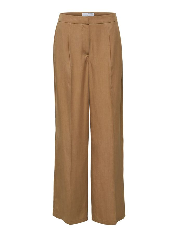 Selected Femme  Tinni-Porta Wide Trousers