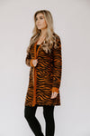 Sugarhill Brighton Trinny Big Cat Cardigan