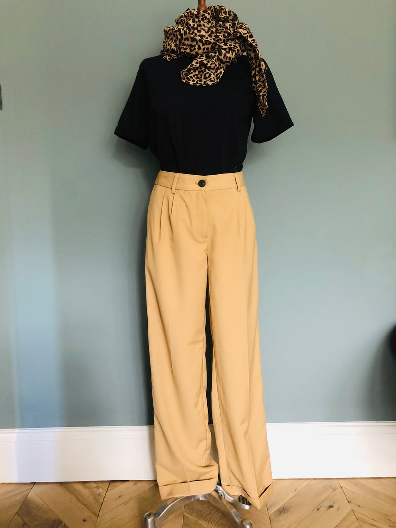 Pieces Wide leg Trousers