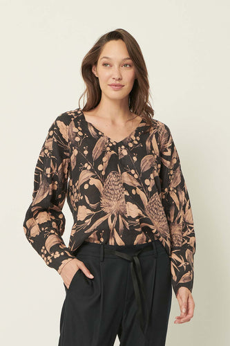 The Dreamer Tera Banksia Top