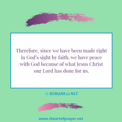 Business Card - Daily Devotional - March 20, 2021