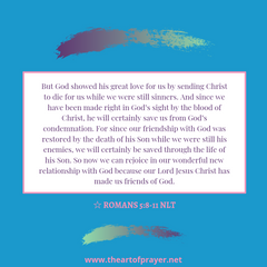 Flyer - Daily Devotional - March 21, 2021