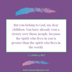 Business Card - Daily Devotional - March 26, 2021