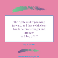 Business Card - Daily Devotional - March 27, 2021
