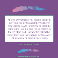 Flyer - Daily Devotional - March 30, 2021