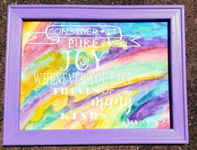 Christian Art ~ Custom Creation ~ Reverse Canvas ~ If You Don't See What You Want