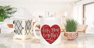 Christian Art ~ Love Collection ~ Let's Grow Together ~ Grow~ Marriage