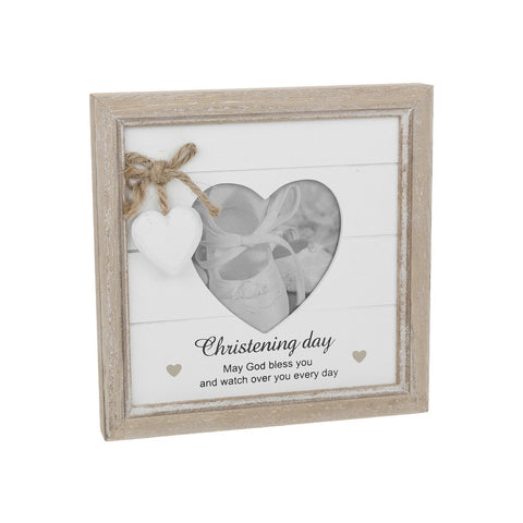 Christening Photo Frame