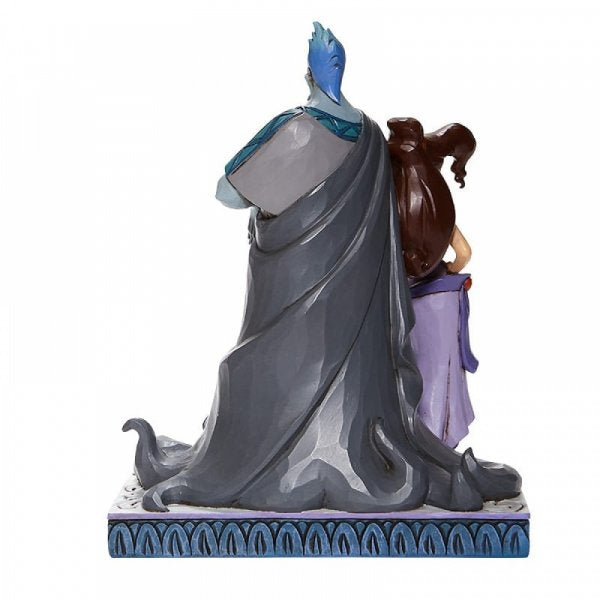 Moxie and Menace - Meg and Hades Figurine