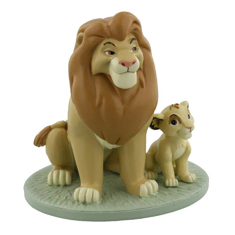 Disney Magical Moments - Mufasa & Simba - My Daddy is King