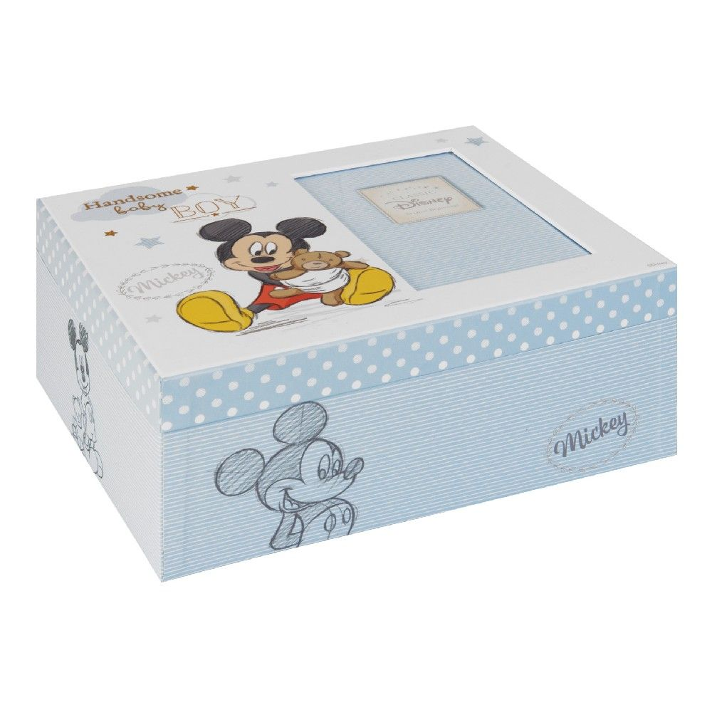Disney Magical Beginnings Keepsake Box - Mickey