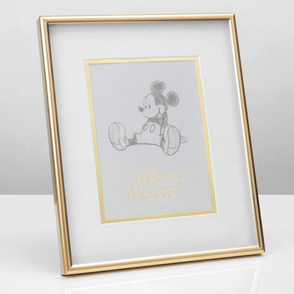 Disney Classic Collectable Framed Print - Mickey Mouse