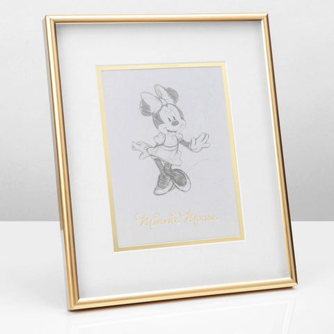 Disney Classic Collectable Framed Print - Minnie Mouse