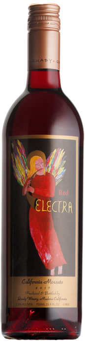 Buy Wines in Singapore - Quady Red Electra Moscato