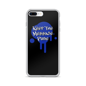 'Keep The Message Pure' iPhone Case