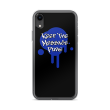 Load image into Gallery viewer, 'Keep The Message Pure' iPhone Case