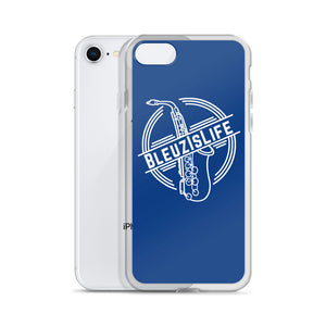 bleuzislife iPhone Case