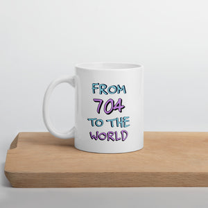 From 704 to the World Mug