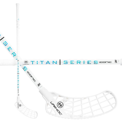 UNIHOC ICONIC TITAN STRAIGHT EDGE 29 (FREE GRIP WORTH $19.00)
