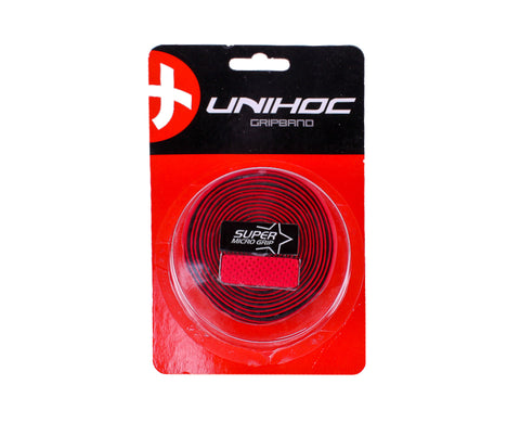 UNIHOC Super Micro Grip Red