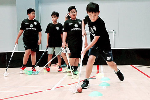 YFA Floorball Classes