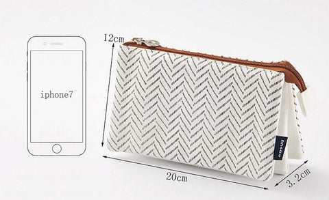 Pencil case fits your phone