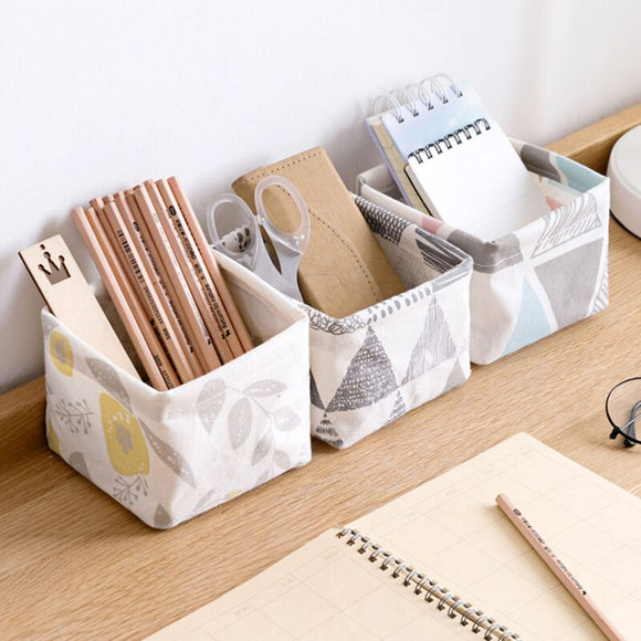 TSB Desk Organizer Storage Cubes - The Stationery Booth