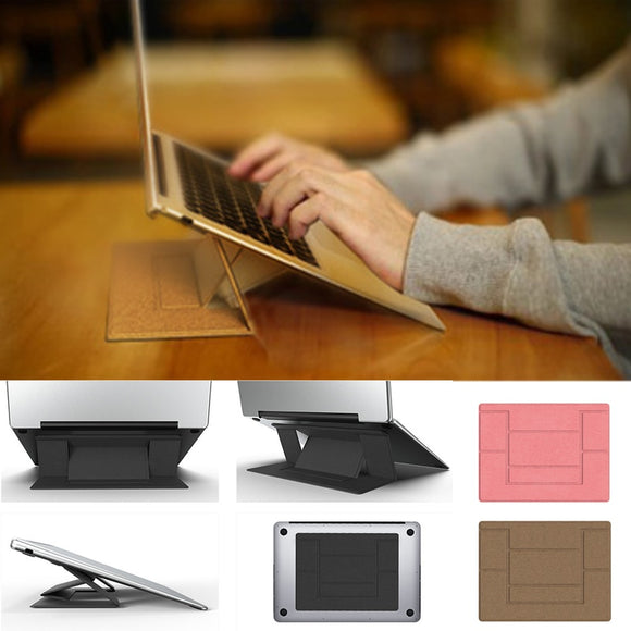 Ultra-lightweight Ergonomic Laptop Stand - The Stationery Booth