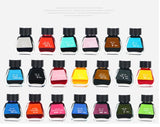 Premium Fountain Pen Ink - 20 colors available - The Stationery Booth