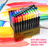 STA Coloring Brush Pens - The Stationery Booth