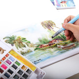 Watercolor Paint Paper - The Stationery Booth