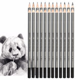 Sketching Pencil Set - The Stationery Booth