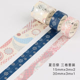 Japanese Sakura Washi Tape - The Stationery Booth
