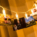 Photo Clip String Lights - The Stationery Booth