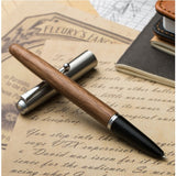 Classic Wood Executive Fountain pen - Extra fine nib - The Stationery Booth