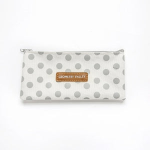 Grids and Dots Pencil Cases - The Stationery Booth