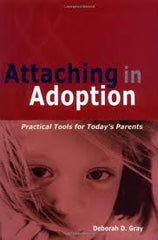 Attaching in Adoption (Book)
