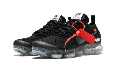 low cost look out for great fit AIR VAPORMAX OFF-WHITE BLACK 2018
