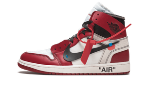 NIKE AIR JORDAN 1 X OFF-WHITE (RED)