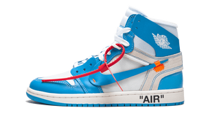 NIKE AIR JORDAN 1 X OFF-WHITE (BLUE)