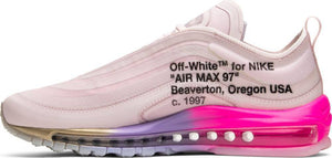 "OFF-WHITE X NIKE AIR MAX 97 ""QUEEN"" SERENA WILLIAMS (PINK)"