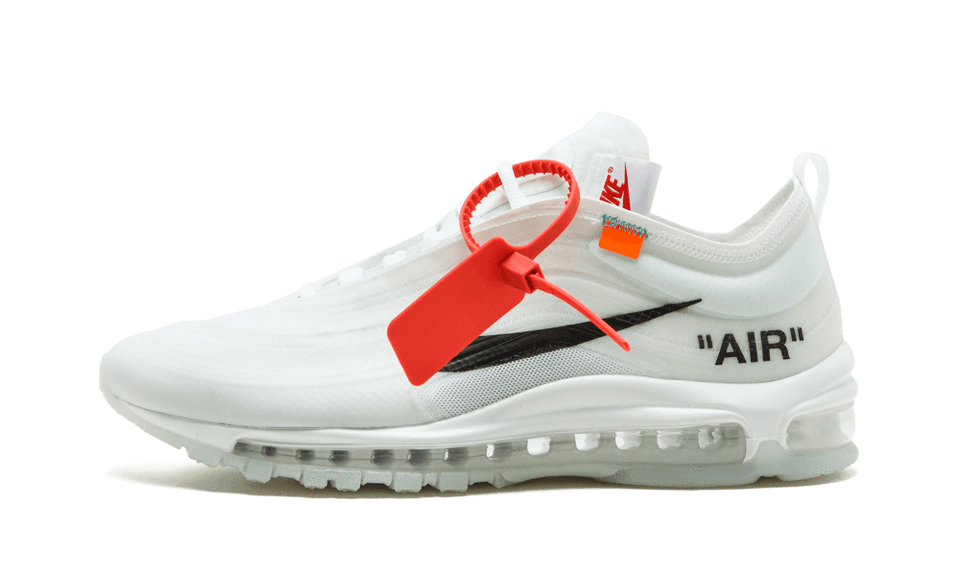 OFF WHITE X NIKE AIR MAX 97 THE TEN (WHITE) – CornerKickz